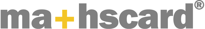 mathscard logo